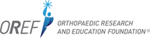 Orthopaedic Research and Education Foundation logo